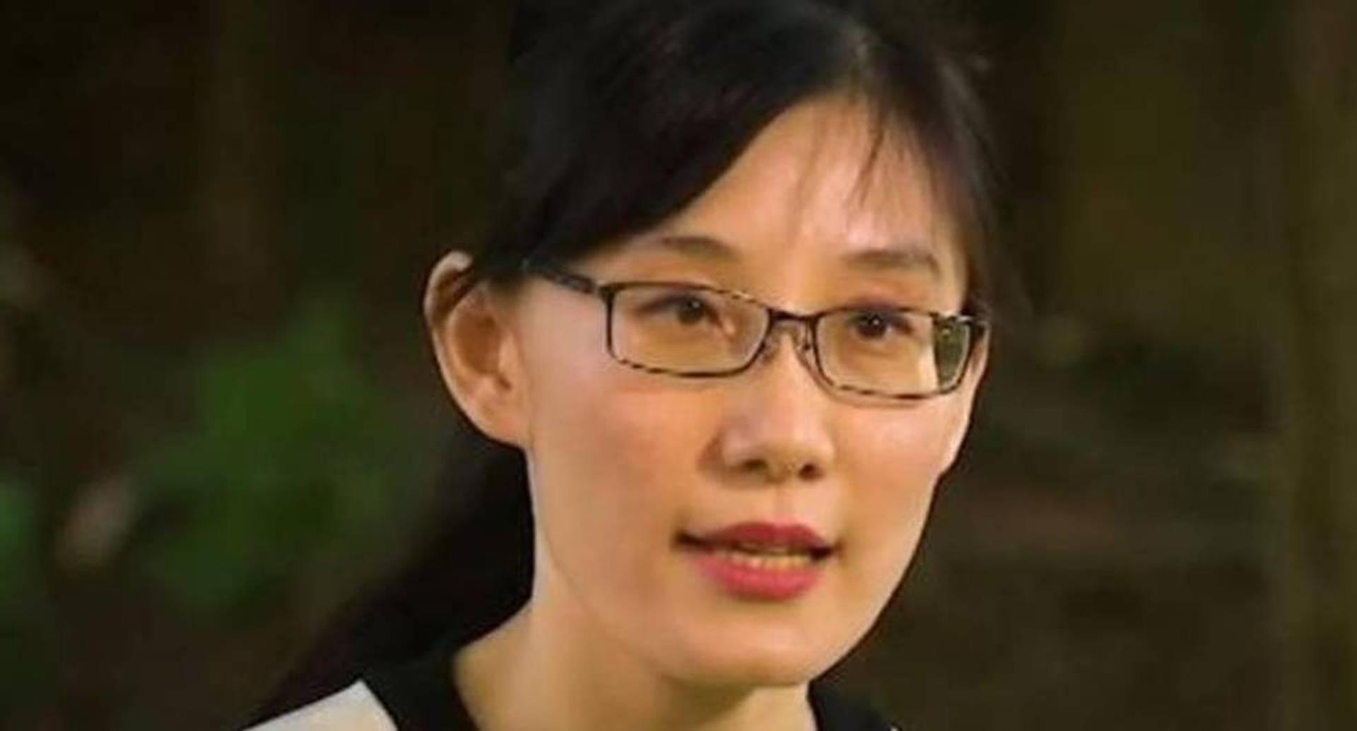 Li-Meng Yan, la viróloga que dice tener la verdad sobre el coronavirus Foto: Captura de video, entrevista Fox News