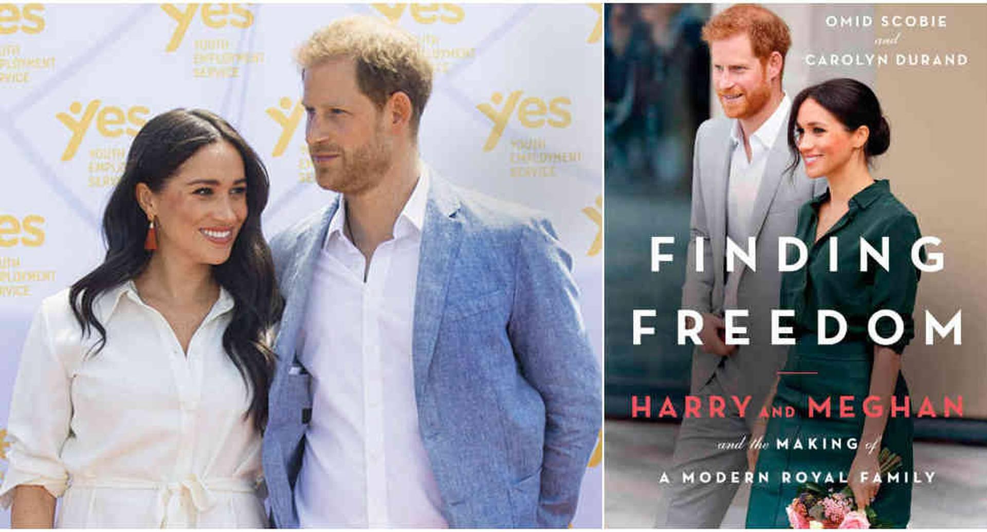 """Según el libro  Meghan deslumbró a Harry. Este desde la segunda cita supo que era la  indicada. Fue el primero que dijo """"te amo""""."""