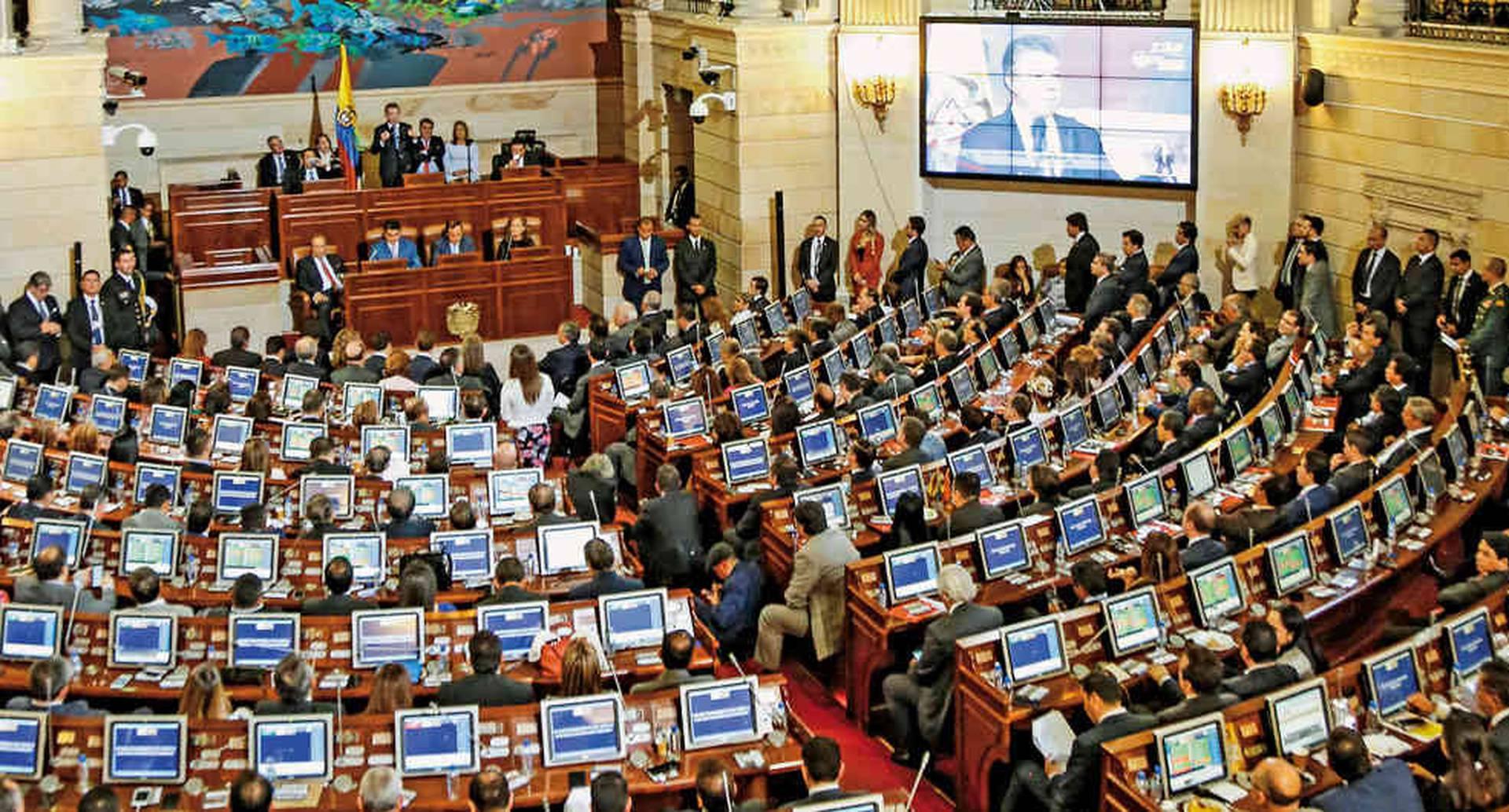 Hasta ahora, el país ha visto en el Congreso más control político que apoyo a las reformas propuestas por el presidente Duque.