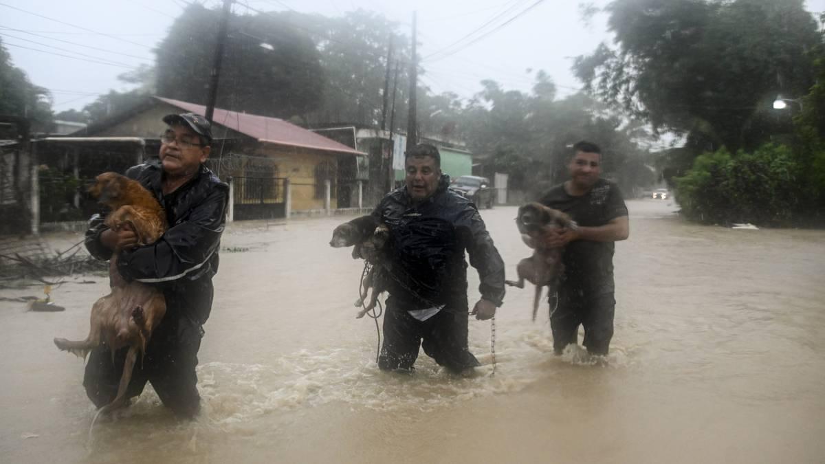 Incrementó el número de Fallecidos y afectados por Eta en Guatemala
