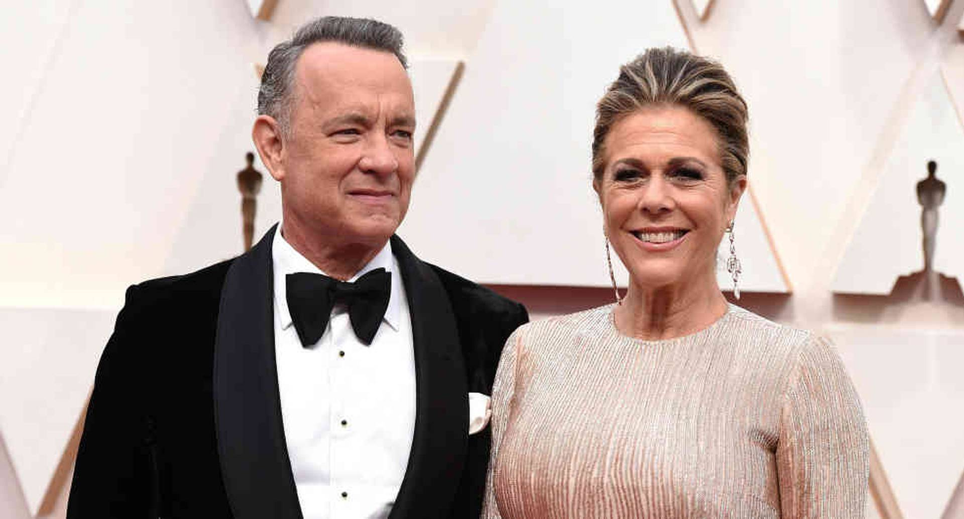 Covid-19: Tom Hanks y su esposa donan plasma para vacuna contra el coronavirus