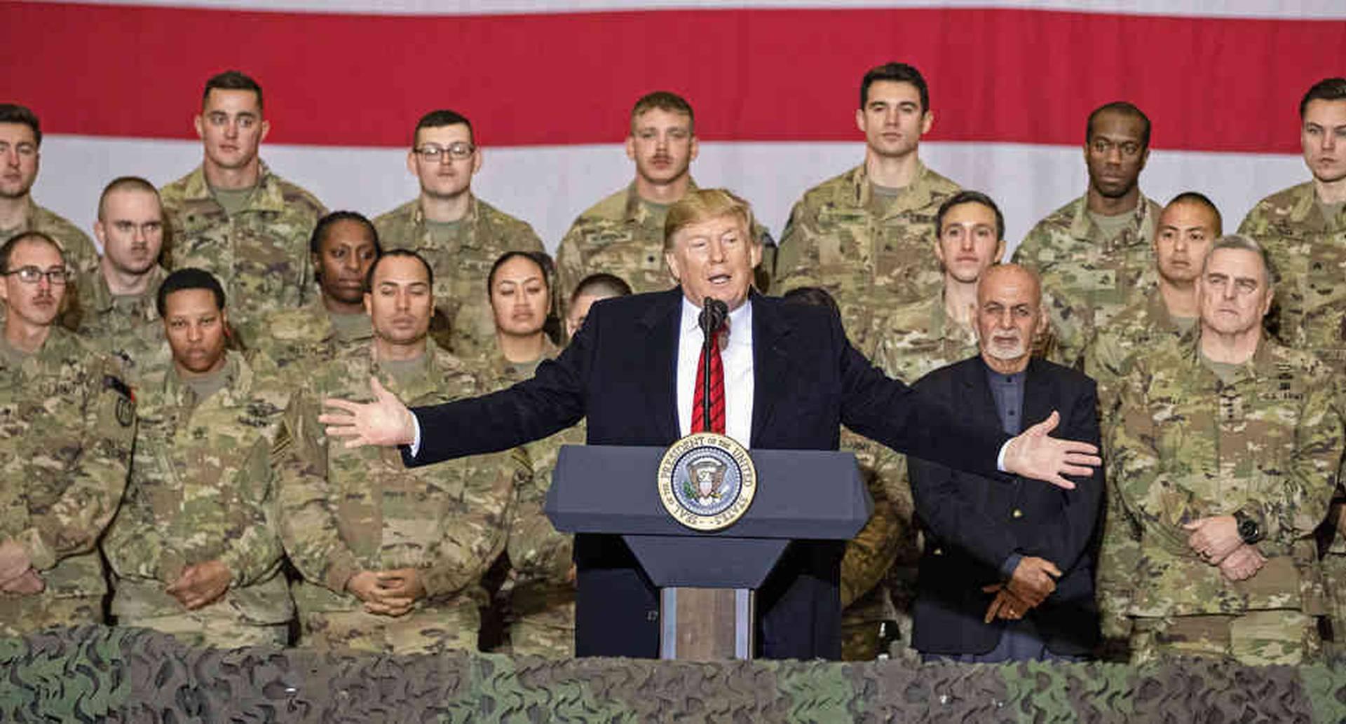 Por medio de un trino, el mandatario estadounidense alegó que los líderes iraníes no están tan afectados por la muerte de Soleimani, como le hacen creer al mundo, y que nunca van a reconocer que era odiado y temido en su país.