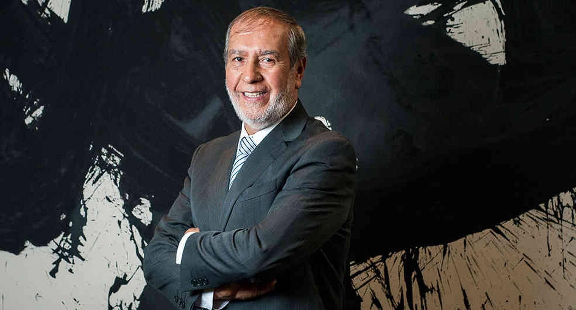 Pedro Vicente Obando, el alcalde de Pasto, fue docente y rector de la Universidad de Nariño.