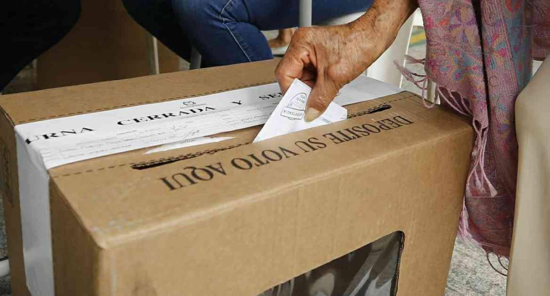 En la consulta popular realizada en Tauramena el 15 de diciembre de 2013, el No ganó de forma abrumadora. Foto ilustración: Daniel Reina.