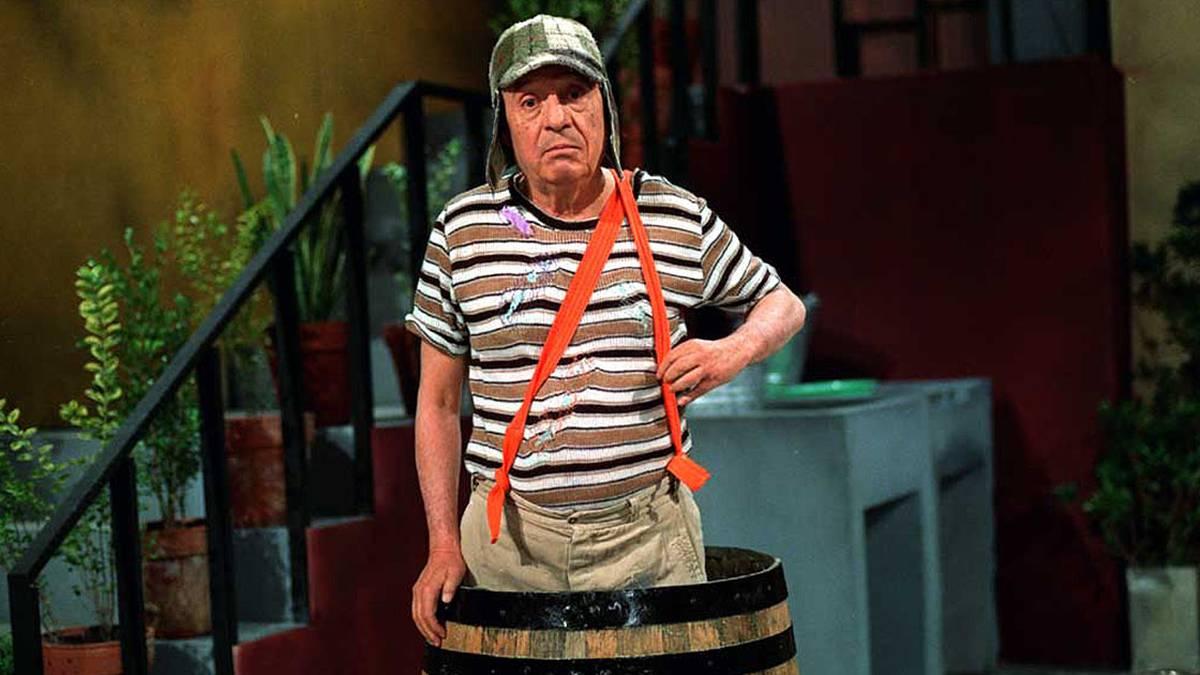 El Chavo del Ocho, uno de los personajes más icónicos de Roberto Gómez Bolaños.