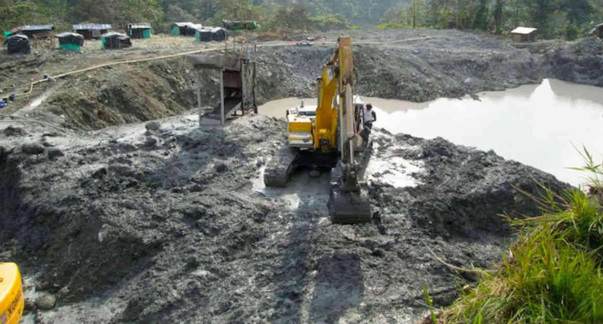 Actualmente pareciera que Colombia estuviera ordenando su territorio a partir de títulos mineros y contratos petroleros. Foto: archivo/Semana.