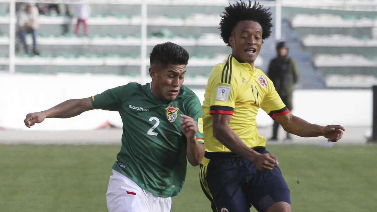Bolivia vs. Colombia: historial y estadísticas de enfrentamientos entre ambas selecciones