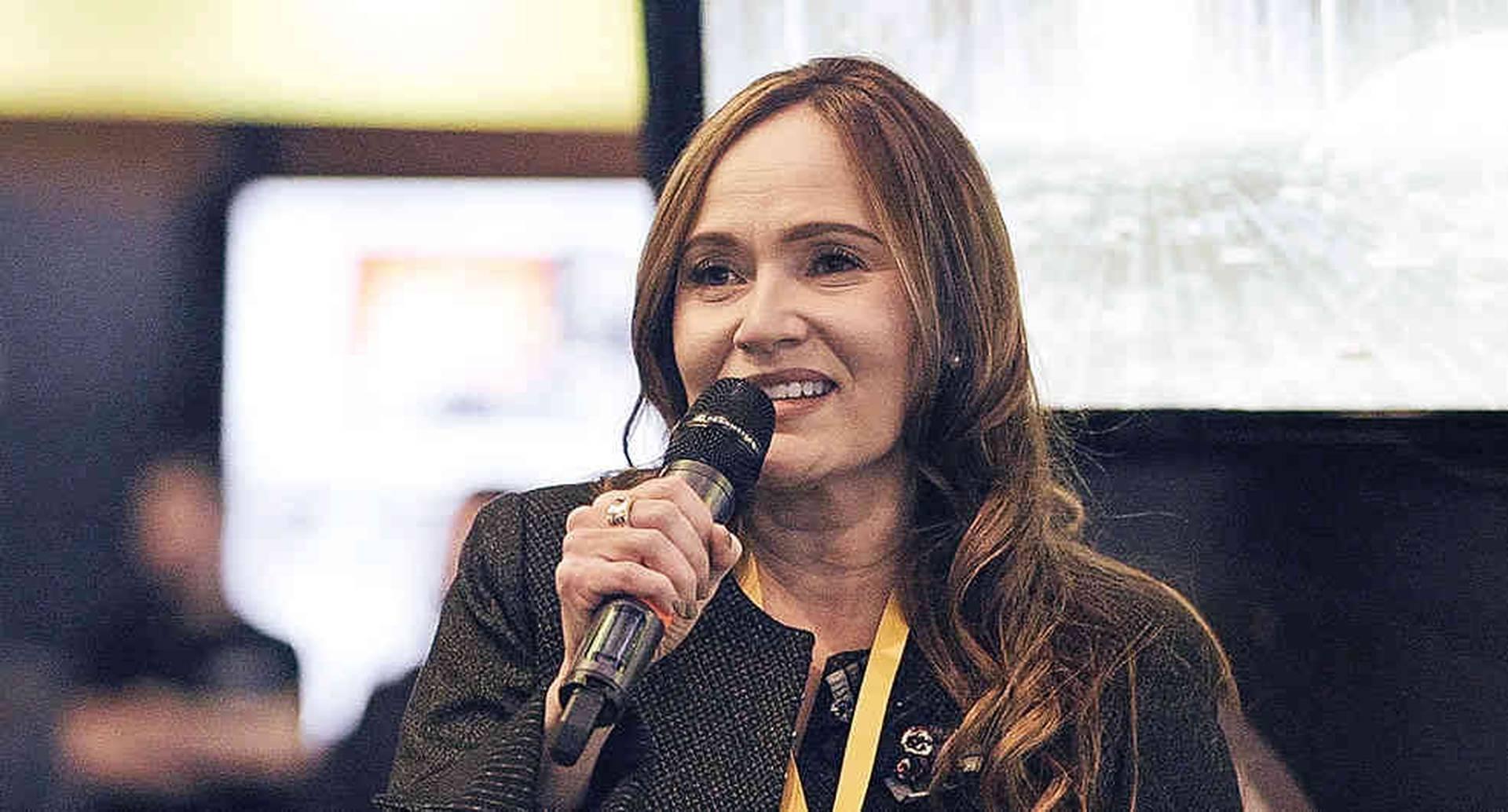 Lina Mejía, directora de Prosegur Seguridad.