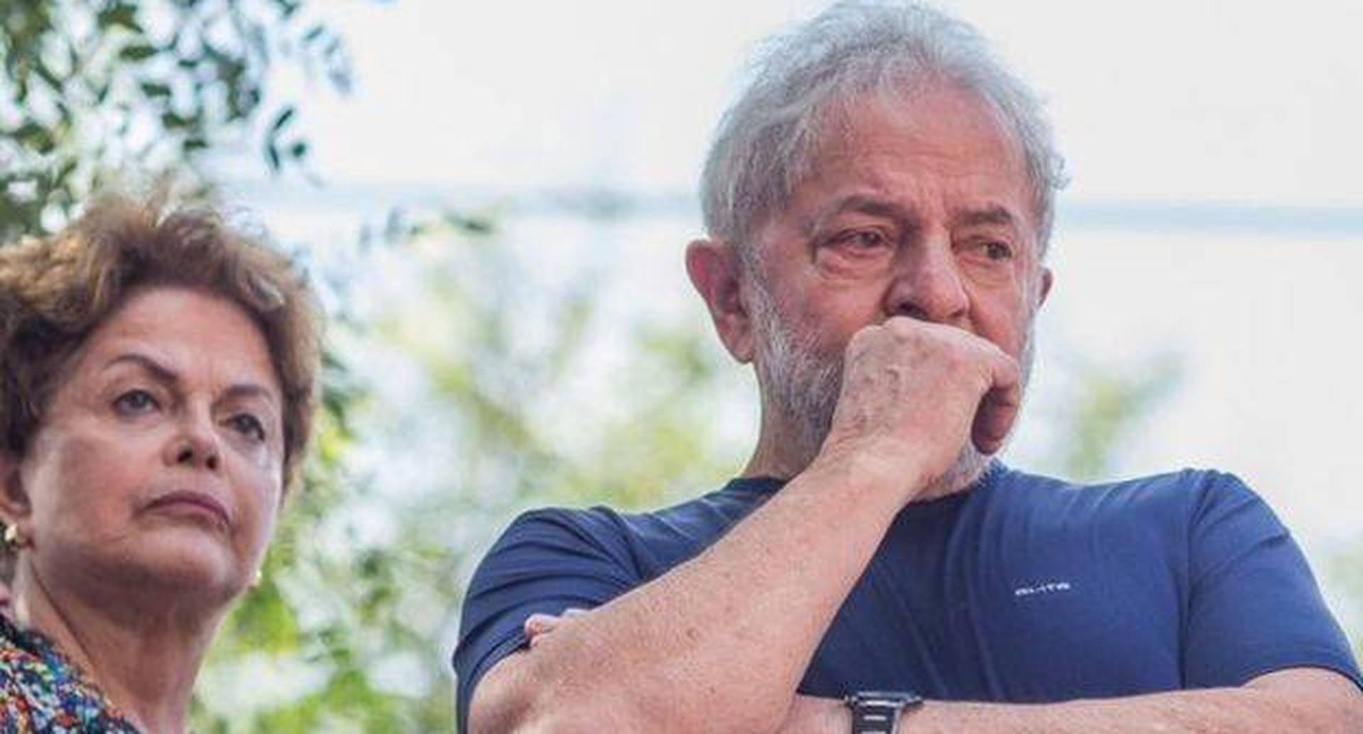 Hace poco el expresidente celebraba, pero ahora podría regresar a la cárcel.