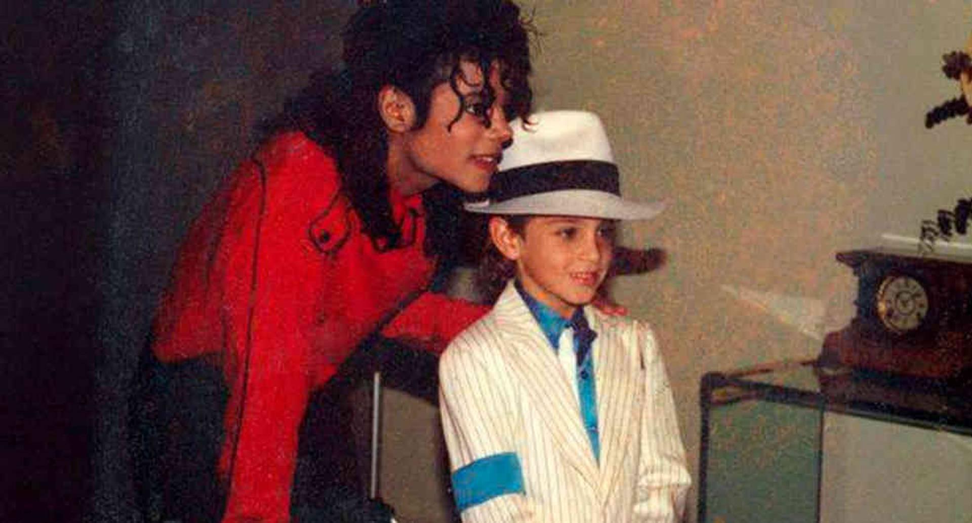 Michael Jackson en 'Leaving Neverland', el polémico documental de HBO.