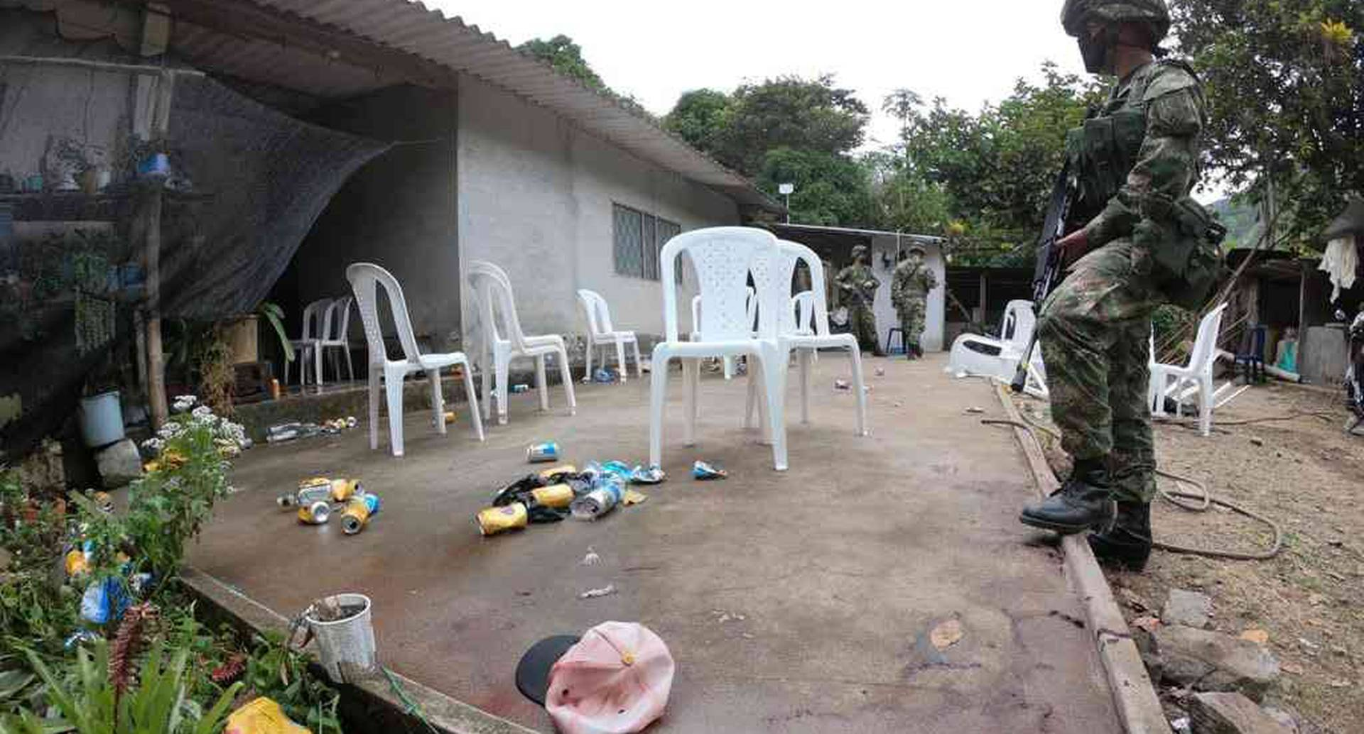 Fotos de las masacres en Nariño, Tumaco, Cauca y Arauca que sacuden al país