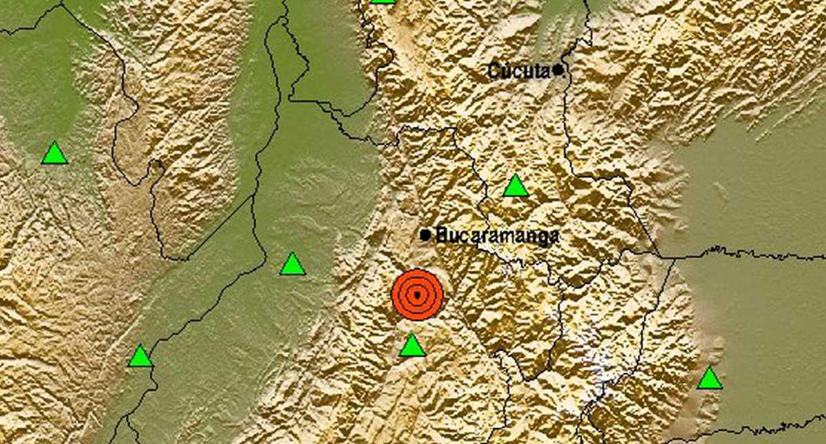 Temblor: el fuerte movimiento telúrico se sintió en varias regiones del país