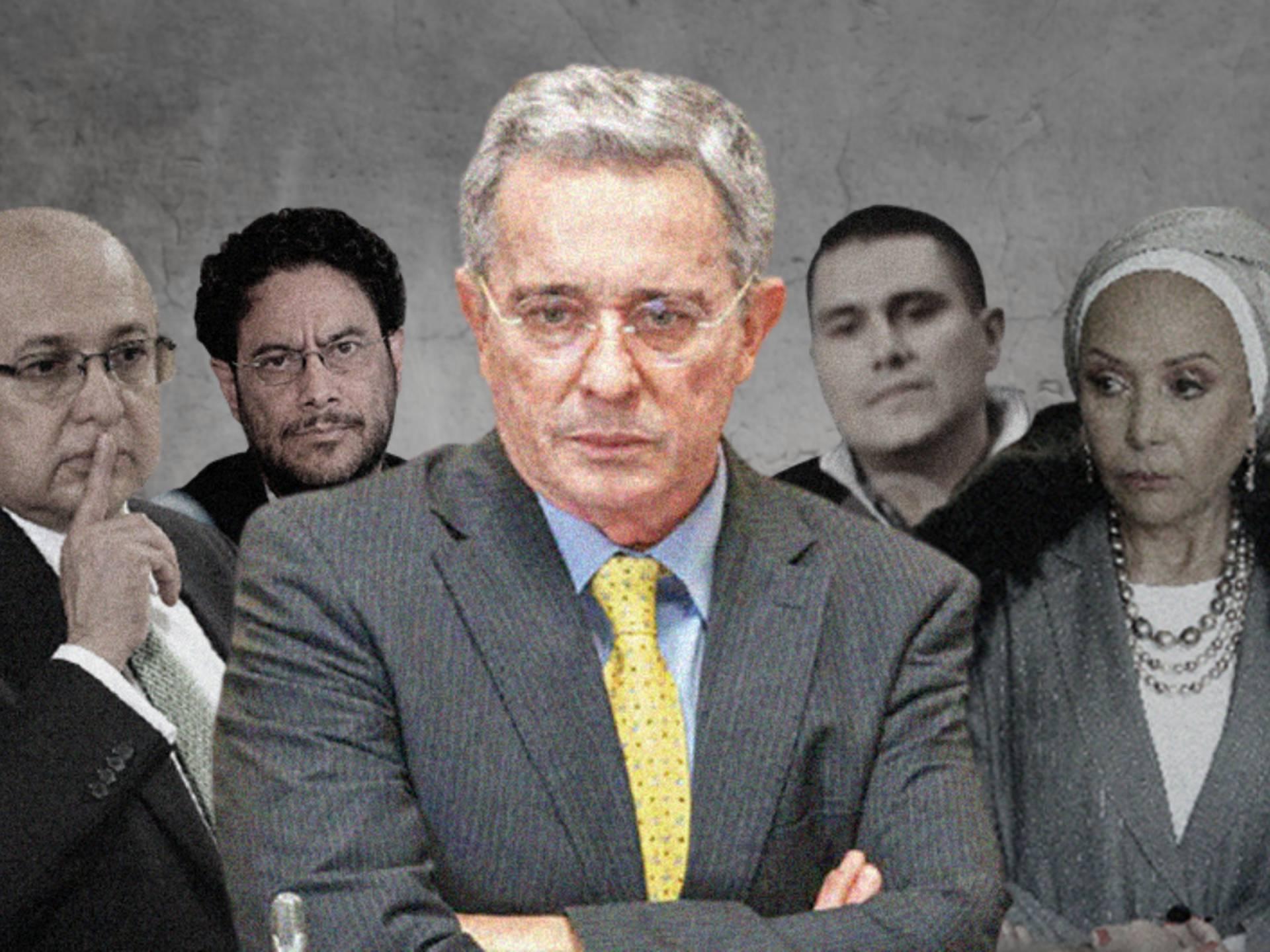 Expediente Uribe | Las declaraciones completas de los protagonistas