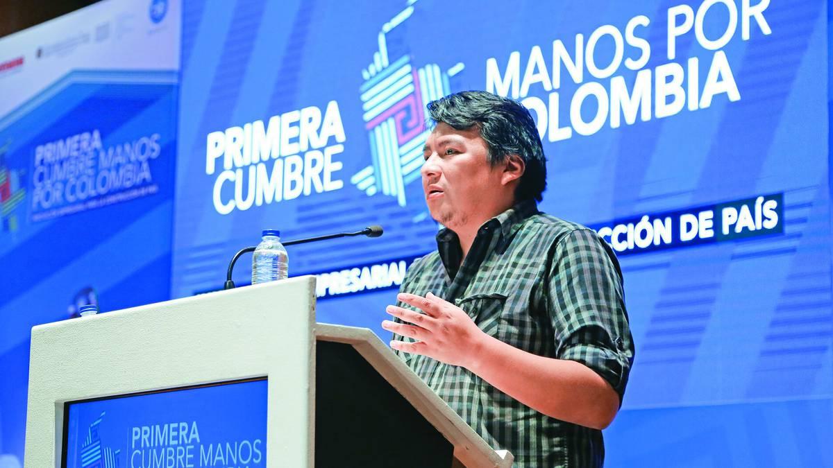 Boris Miranda, reconocido periodista boliviano.