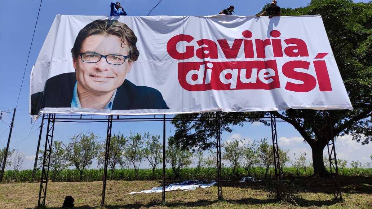 Valla Alejandro Gaviria