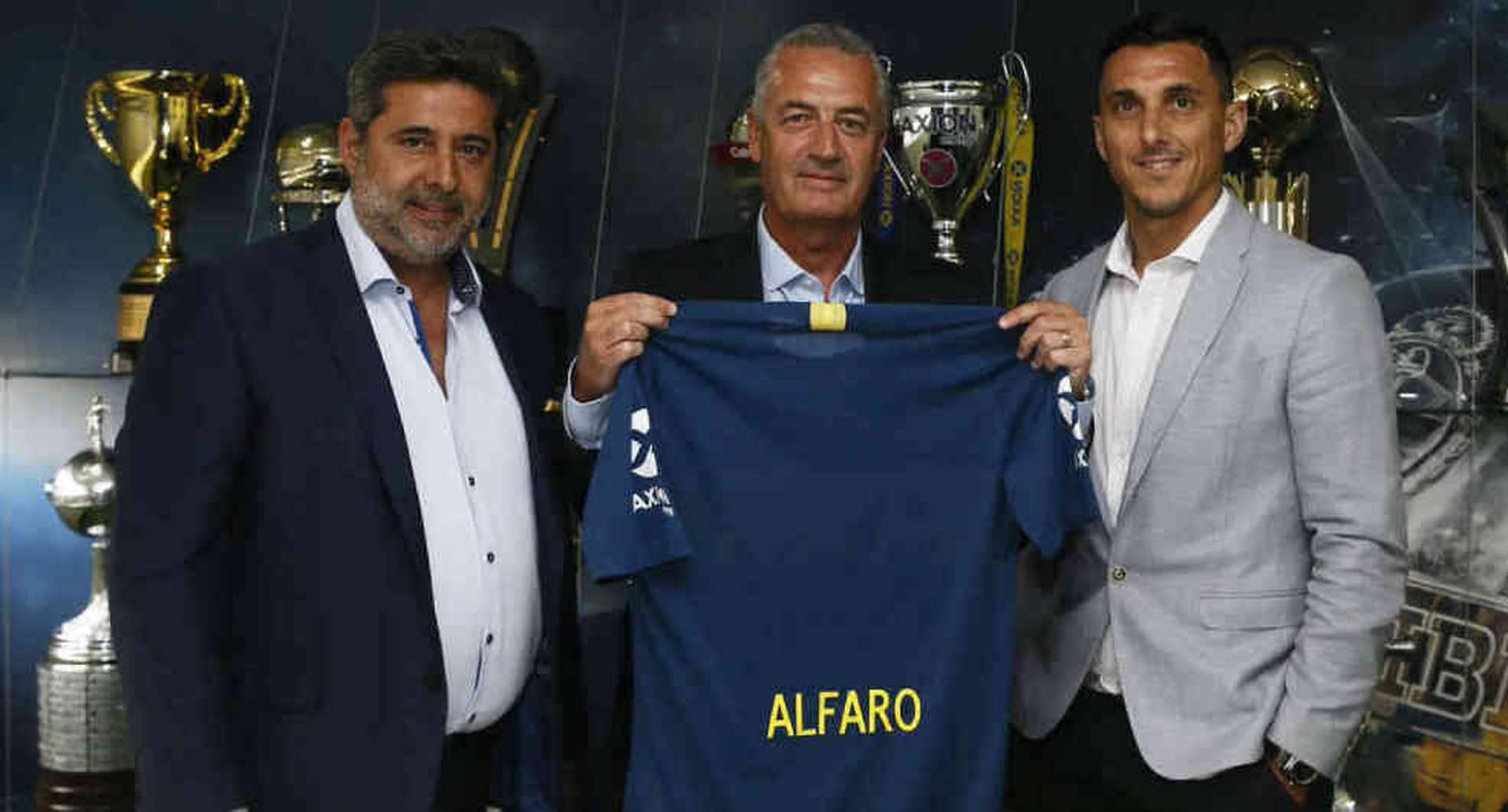 El último equipo que dirigió el técnico argentino fue Boca Juniors.