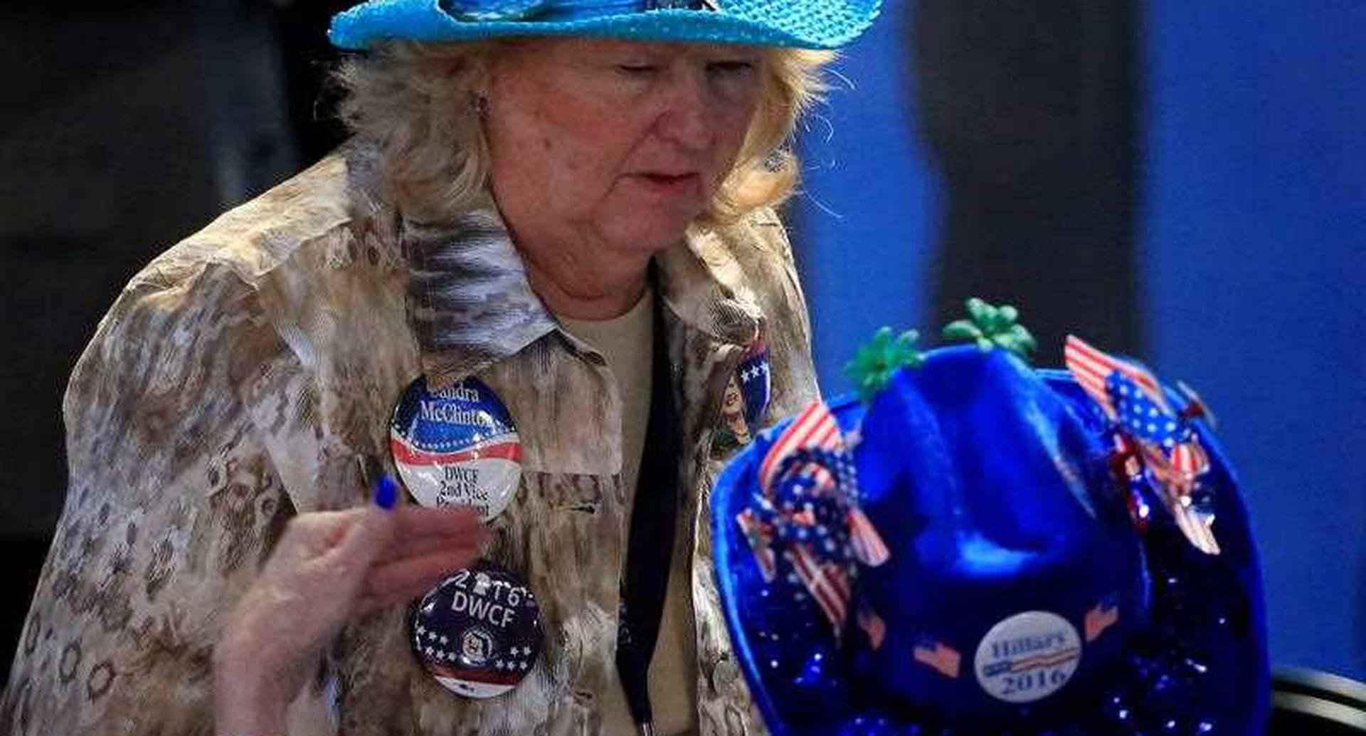 Durante el tercer día de la convención del partido demócrata en las Elecciones de EE UU, esperan que al final de los cuatros días del evento, Hilary Clinton acepte formalmente su candidatura para la presidencia en 2016.