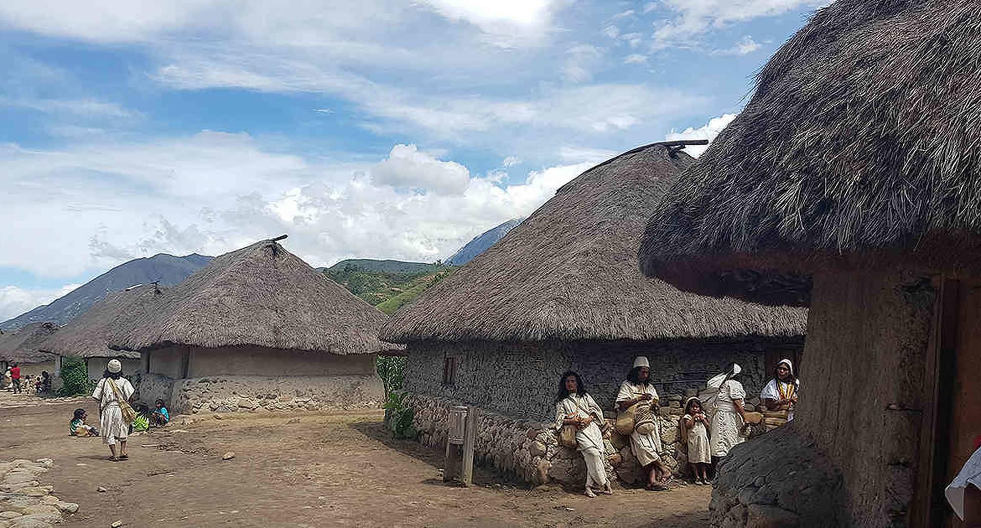 Los kankuamos son uno de los cuatro pueblos indígenas que habitan la Sierra Nevada de Santa Marta y su zona de influencia.