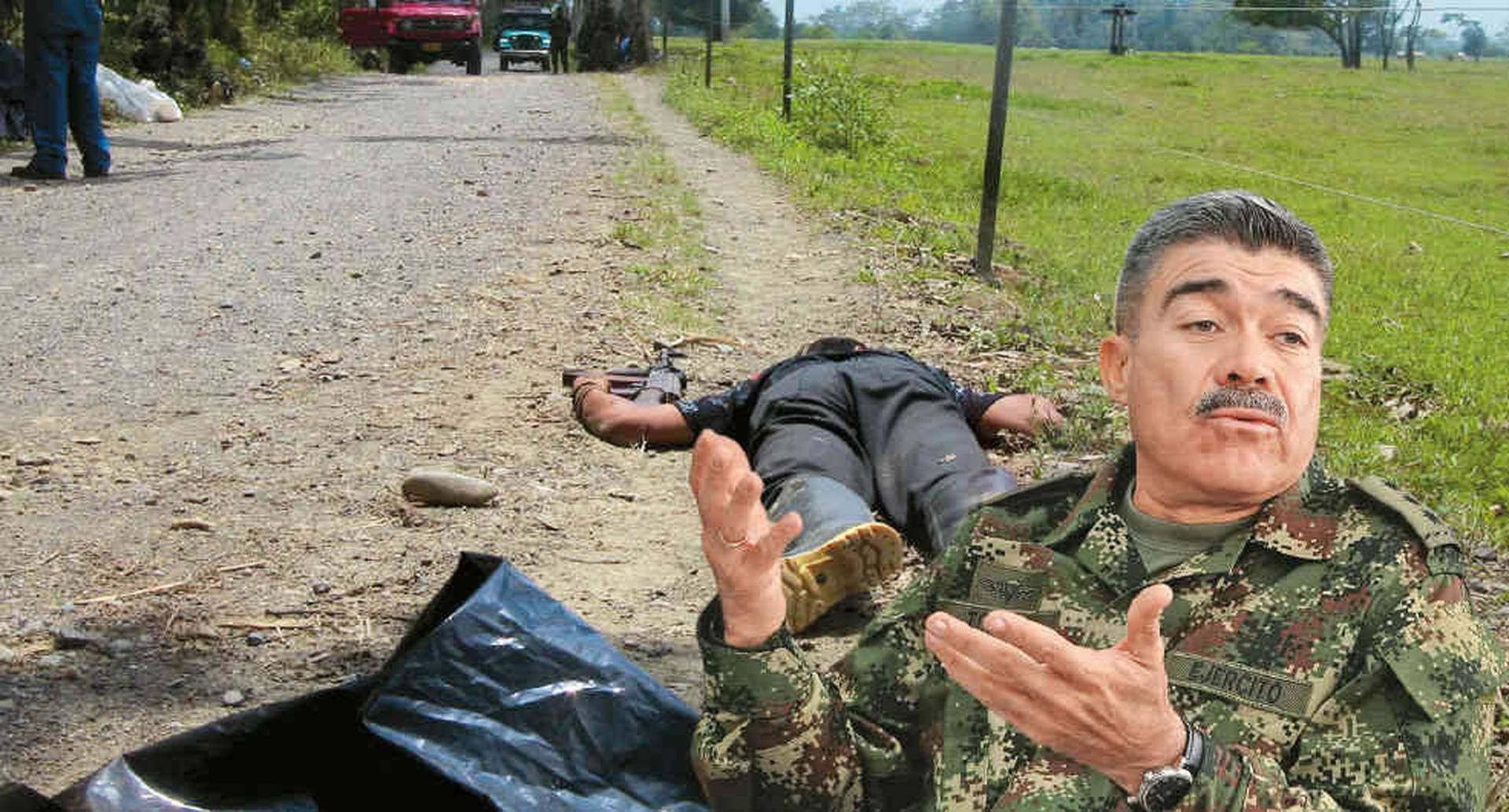 """El proceso del general (r.) Henry Torres Escalante entró en su recta final en la JEP. """"Actué cegado por los reconocimientos"""", dijo."""