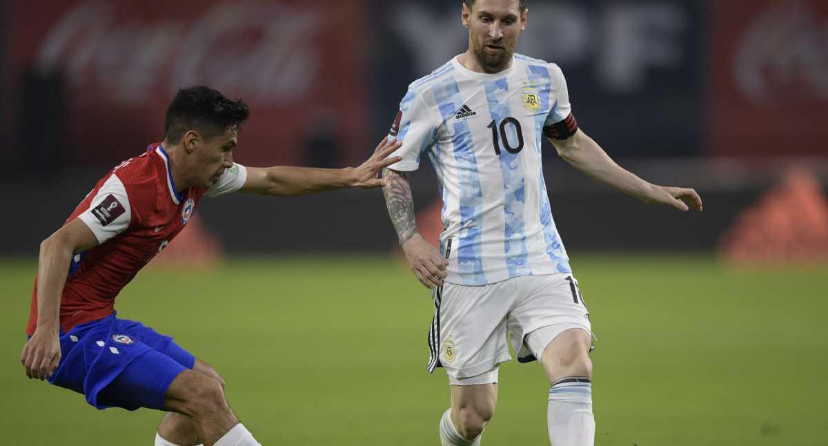 🔴 EN VIVO Copa América 2021   Minuto a minuto: Argentina vs. Chile en directo por la primera fecha