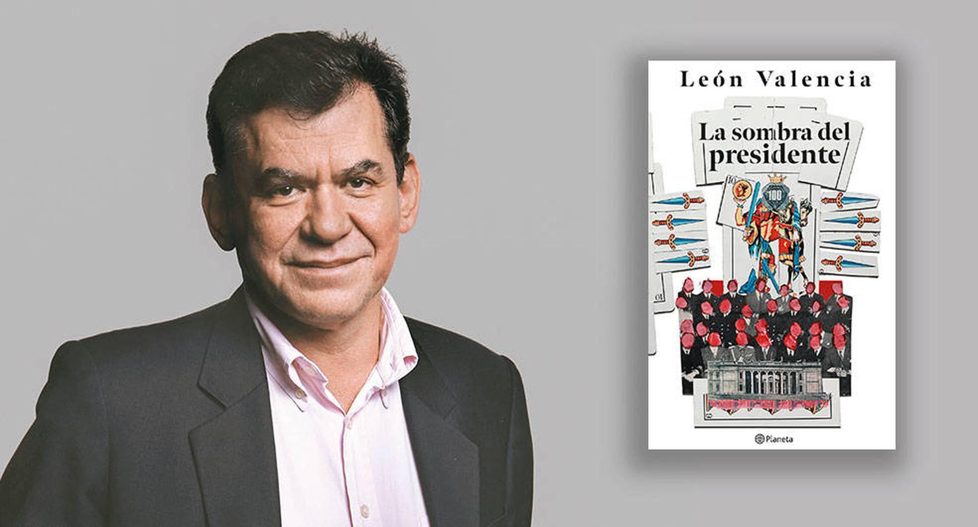 León Valencia, escritor y analista político.