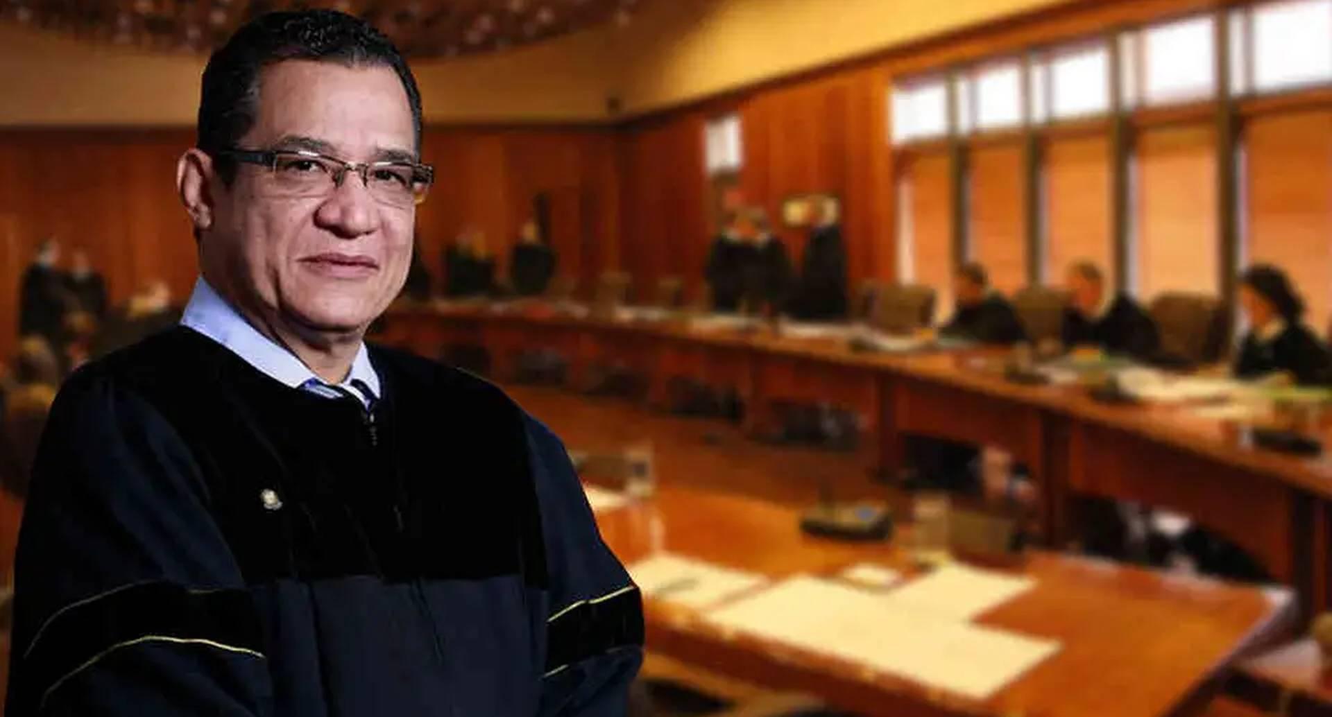 Gustavo Malo, exmagistrado de la Corte Suprema de Justicia