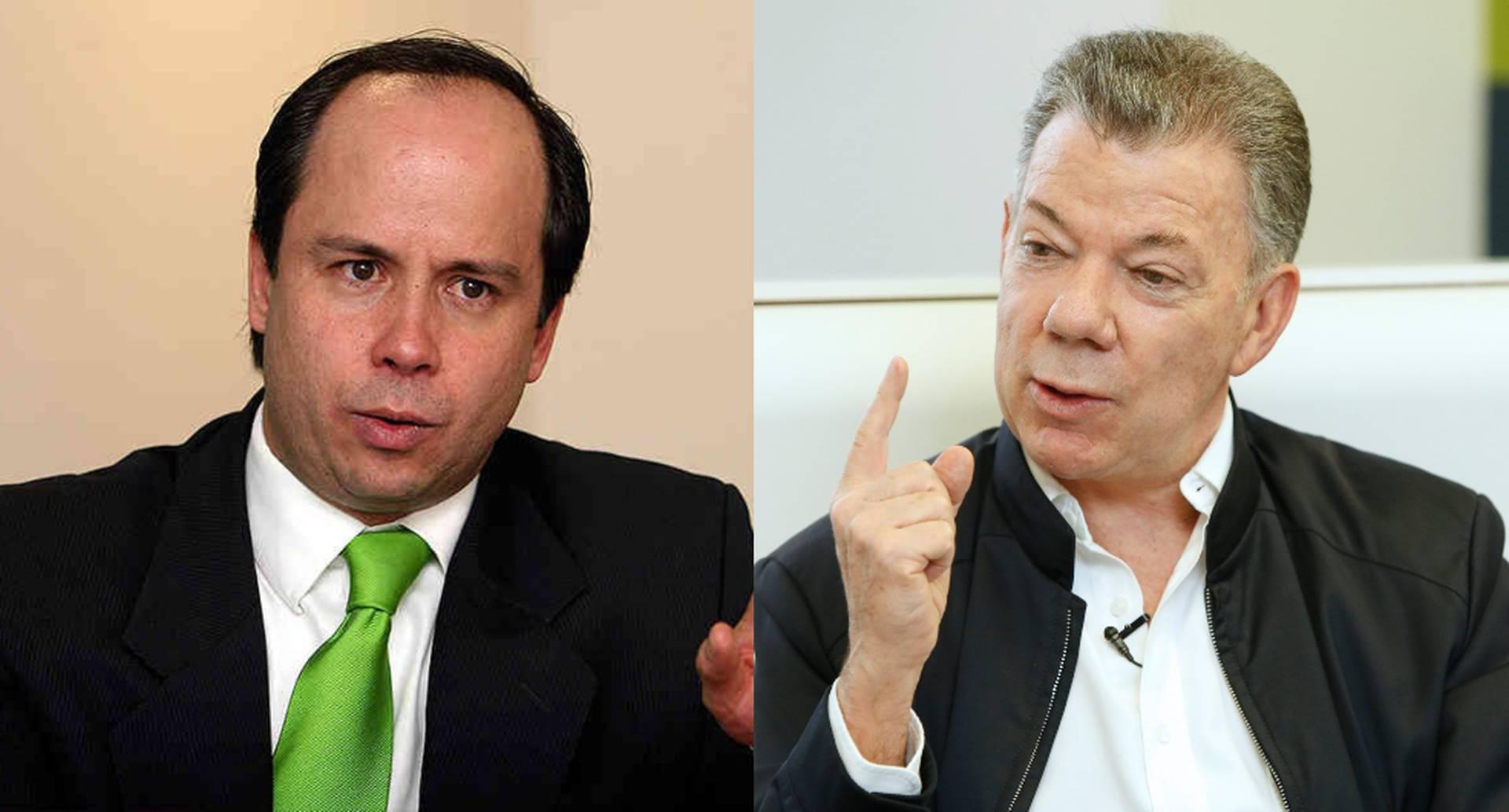 El expresidente Juan Manuel Santos dijo que hacer fracking en Colombia sería un suicido. Francisco Lloreda, de la ACP, le salió al paso y dijo que fue él quien trajo la técnica al país.