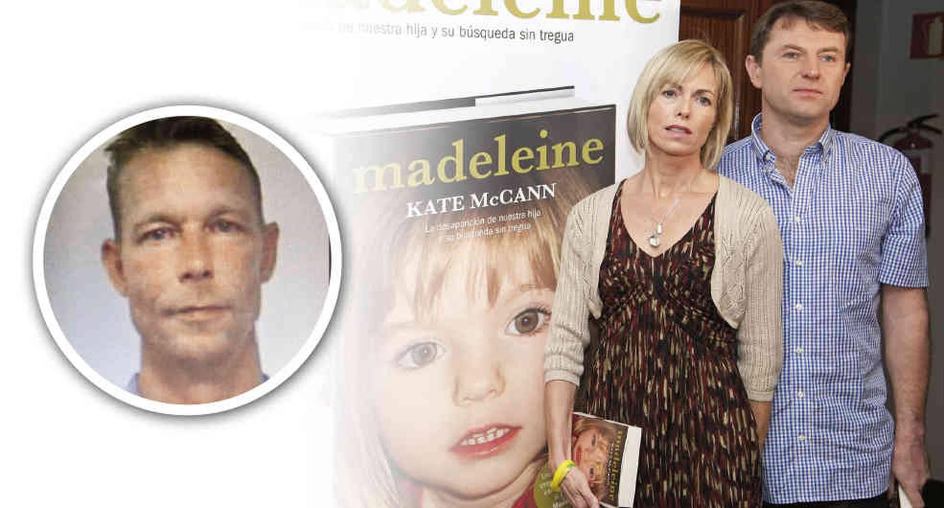 Christian Brückner, quien está encarcelado por un caso de violación en Alemania, estuvo en Portugal por la época en la que desapareció Madeleine McCann.