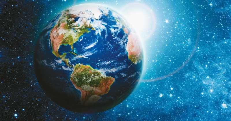 El planeta Tierra es único en el universo