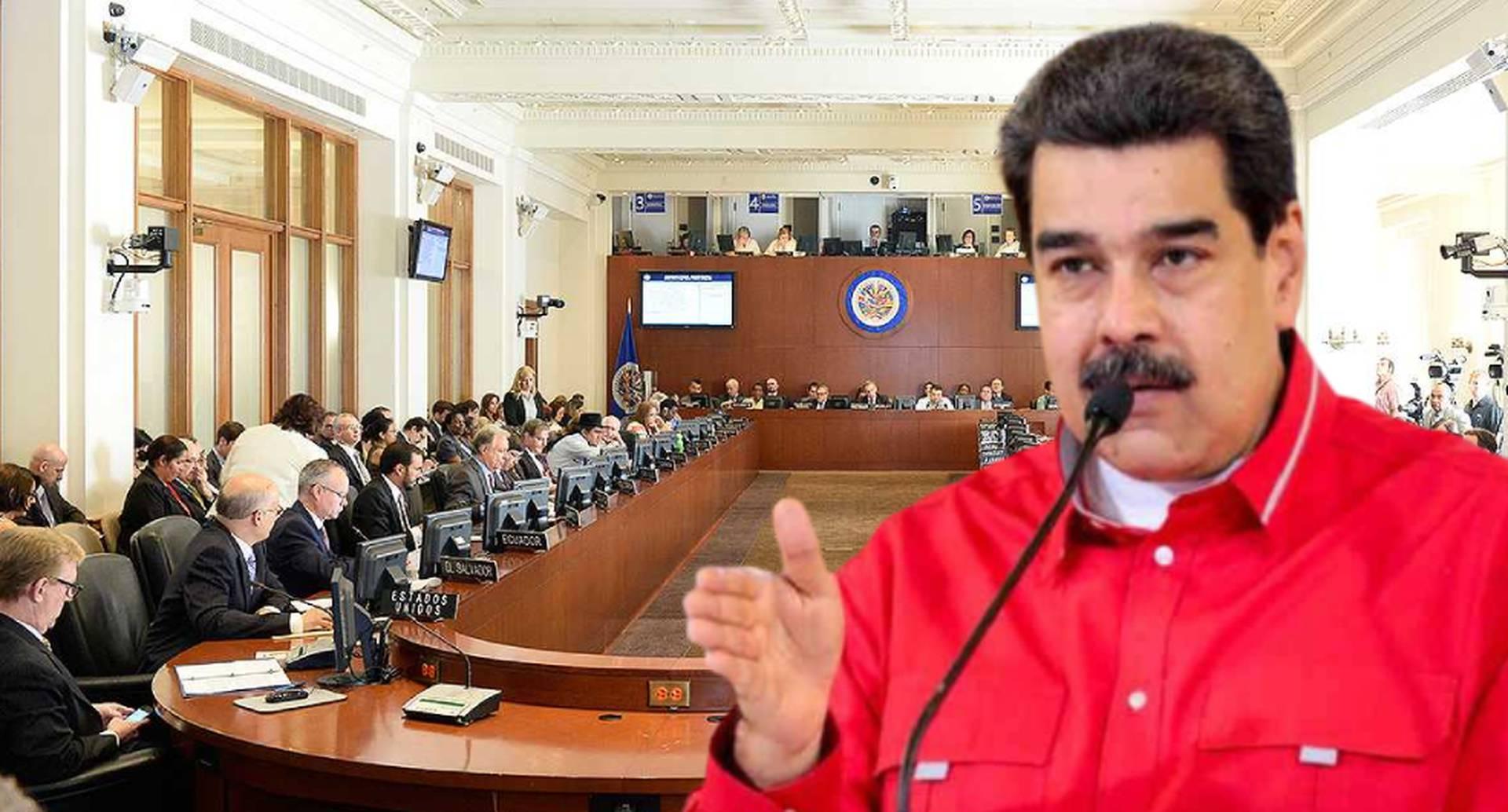 Maduro OEA