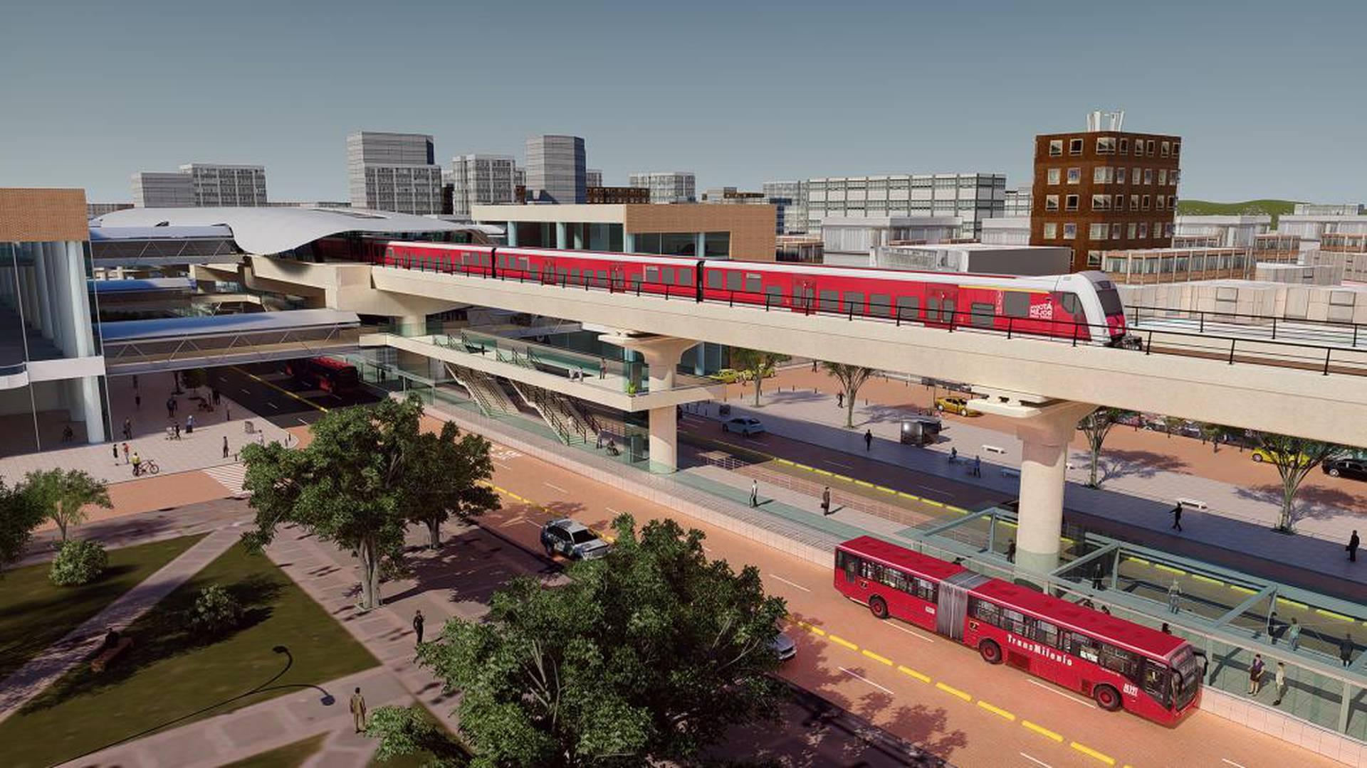 Metro de Bogotá: conozca la ubicación de las primeras 16 estaciones