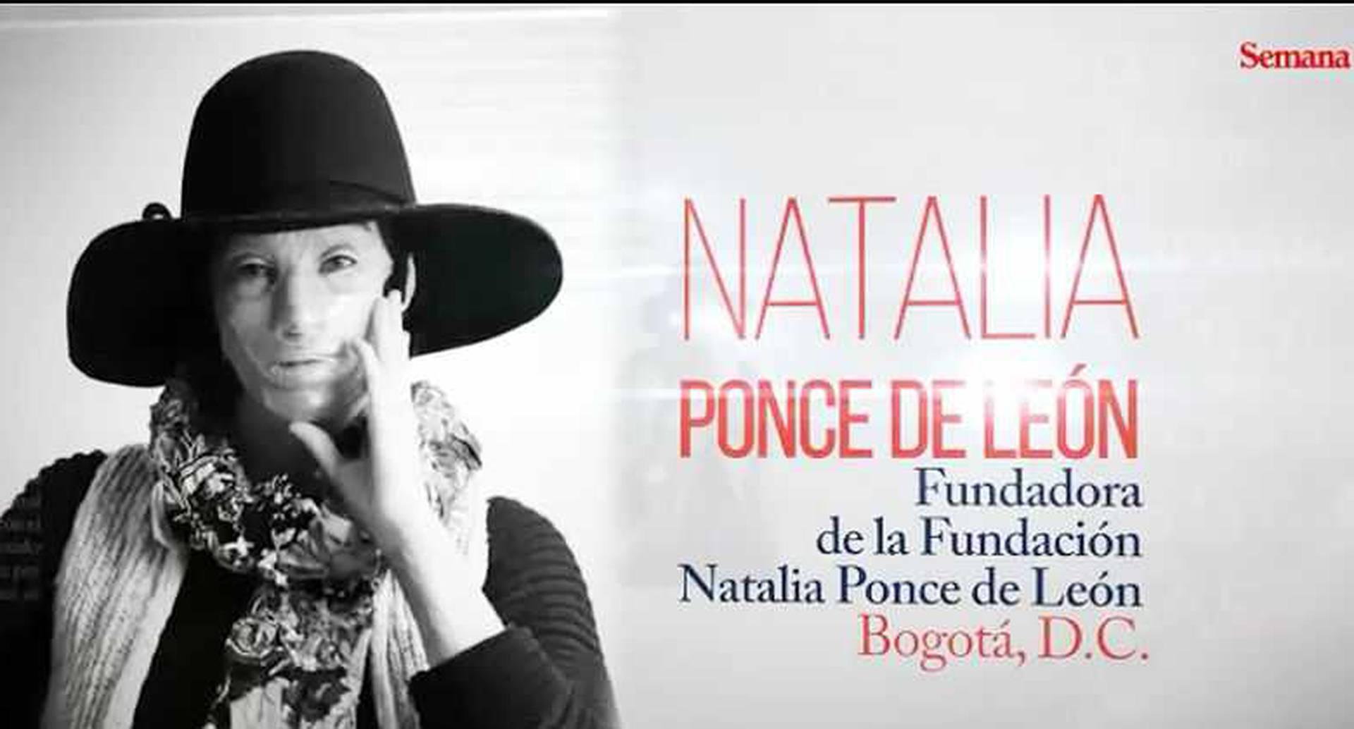Natalia Ponce de León impulsó en el Congreso una ley para que se aumenten las penas contra los agresores.