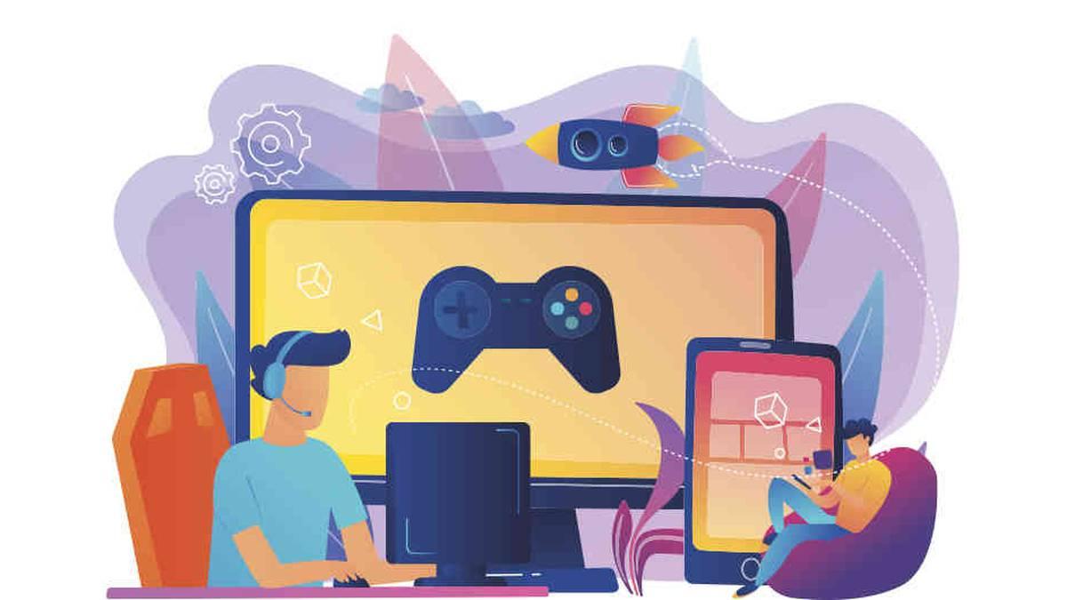 Compras en línea son la caja registradora de los videojuegos