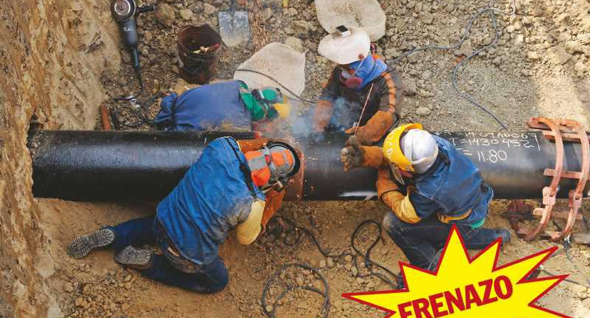 Un fallo de la Corte Constitucional, por un reclamo de comunidades, ordenó  suspender obras en el gasoducto Loop San Mateo– Mamonal, que sacará   el gas del sur de los departamentos de Sucre y Bolívar.