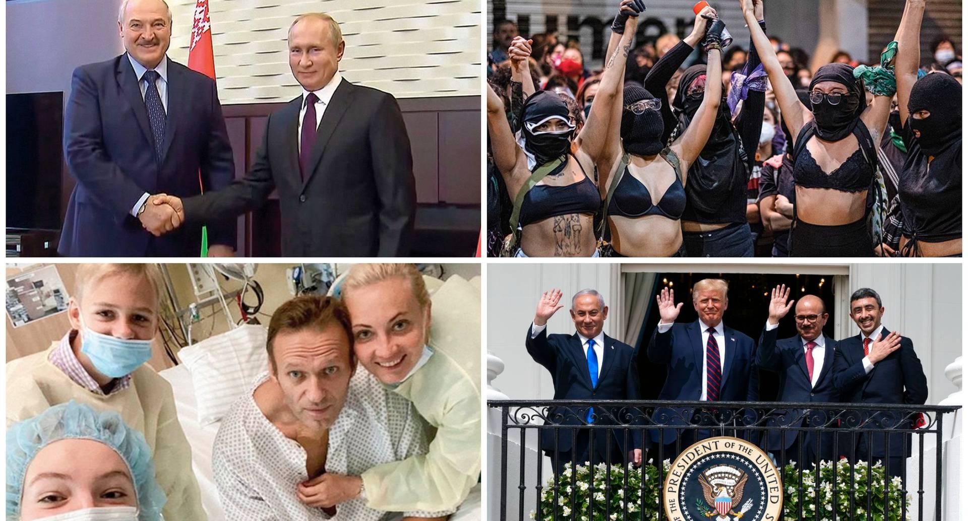 Collage Notas Mundo 18/09/2020
