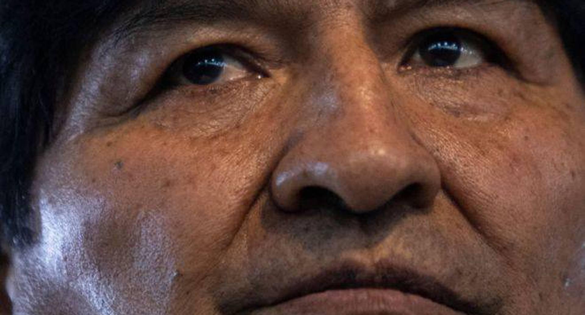 Evo Morales desea volver a Bolivia y está convencido del triunfo de su partido en unas elecciones para las que no hay fecha aún.