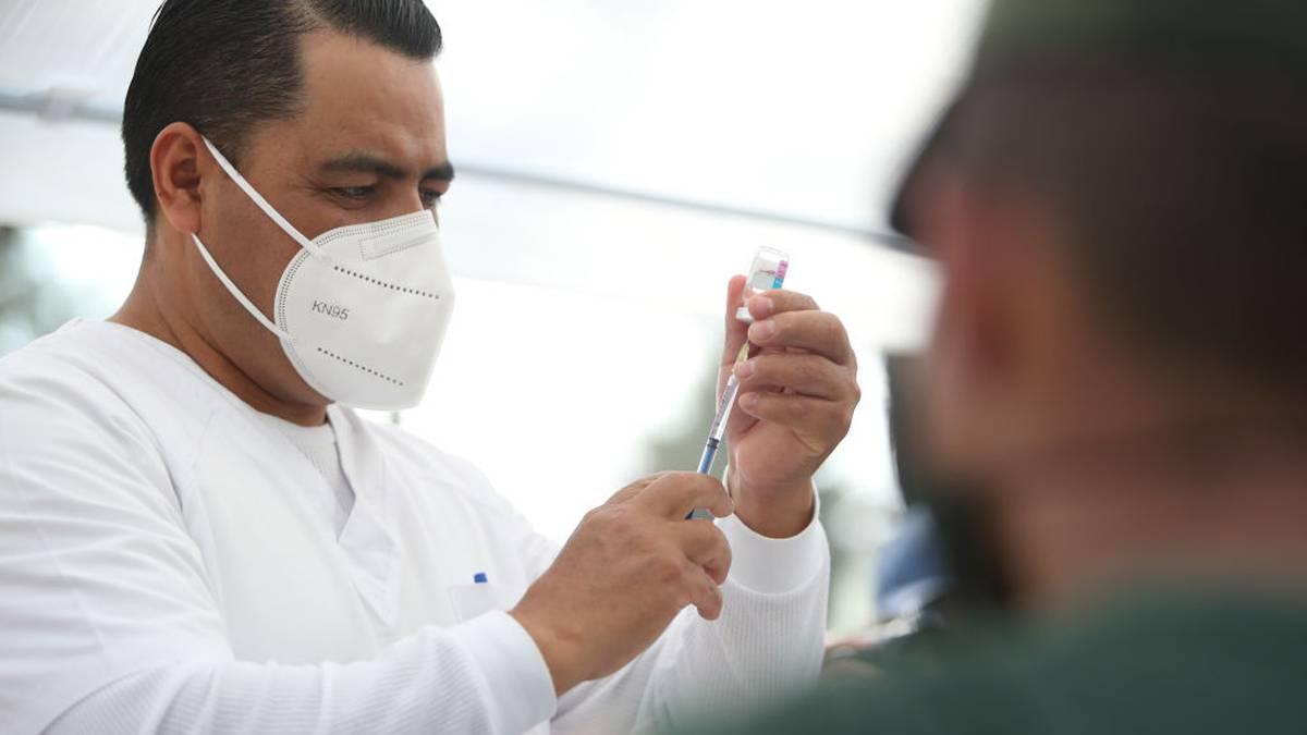 México empezará este jueves vacunación contra el coronavirus