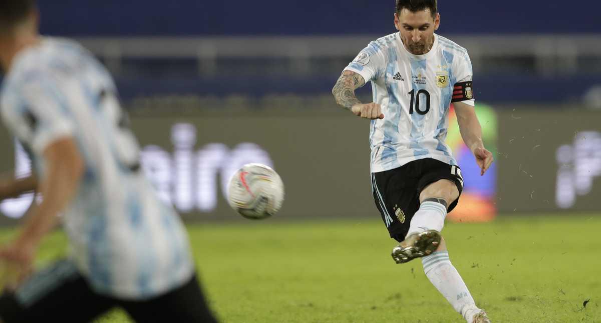 Copa América | Argentina vs. Ecuador: alineaciones, canal y hora para ver en vivo los cuartos de final