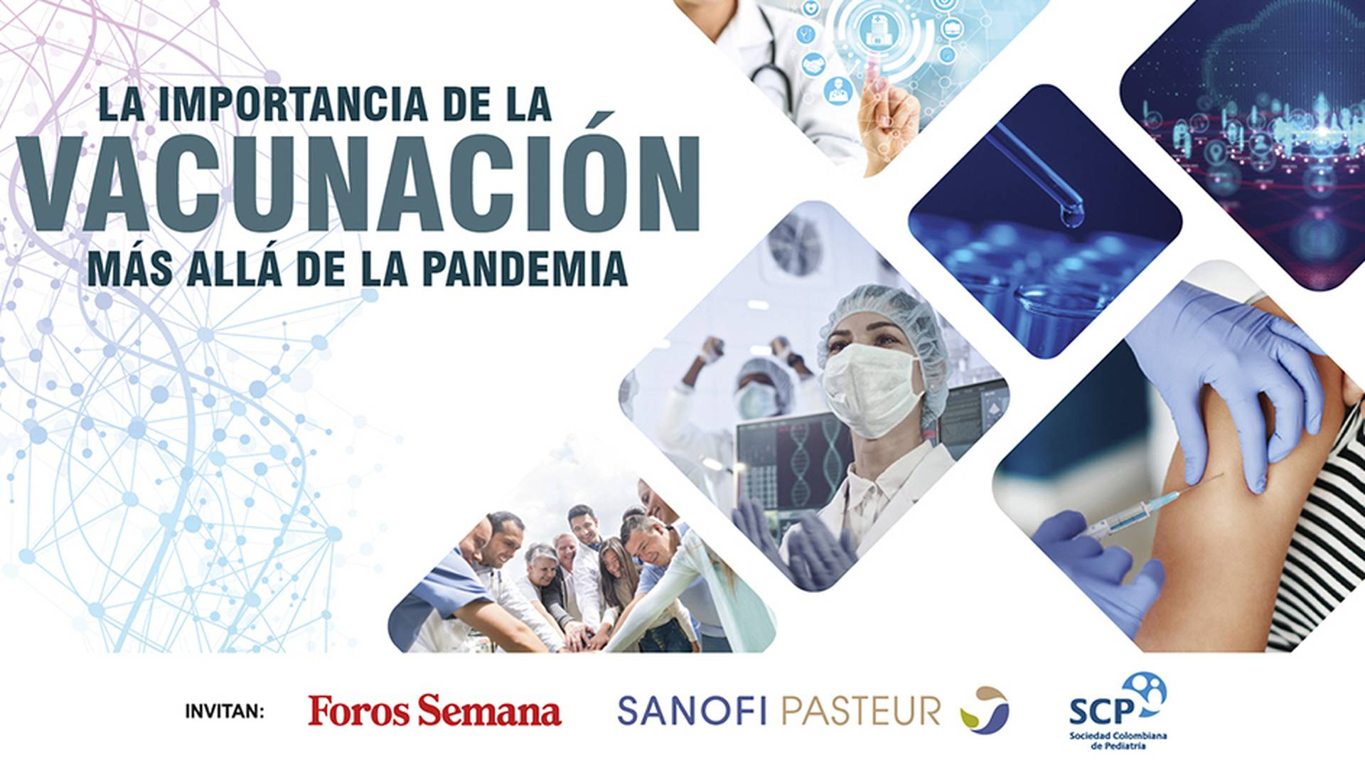 'La importancia de la vacunación más allá de la pandemia'
