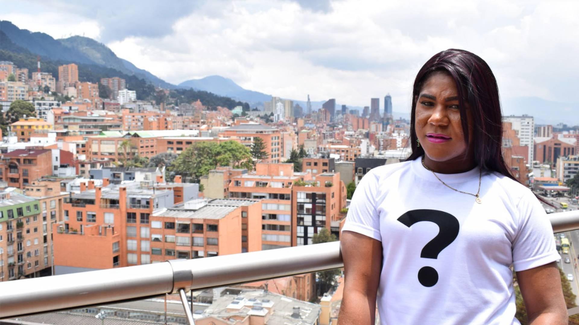 Cristal, lideresa trans de Tumaco