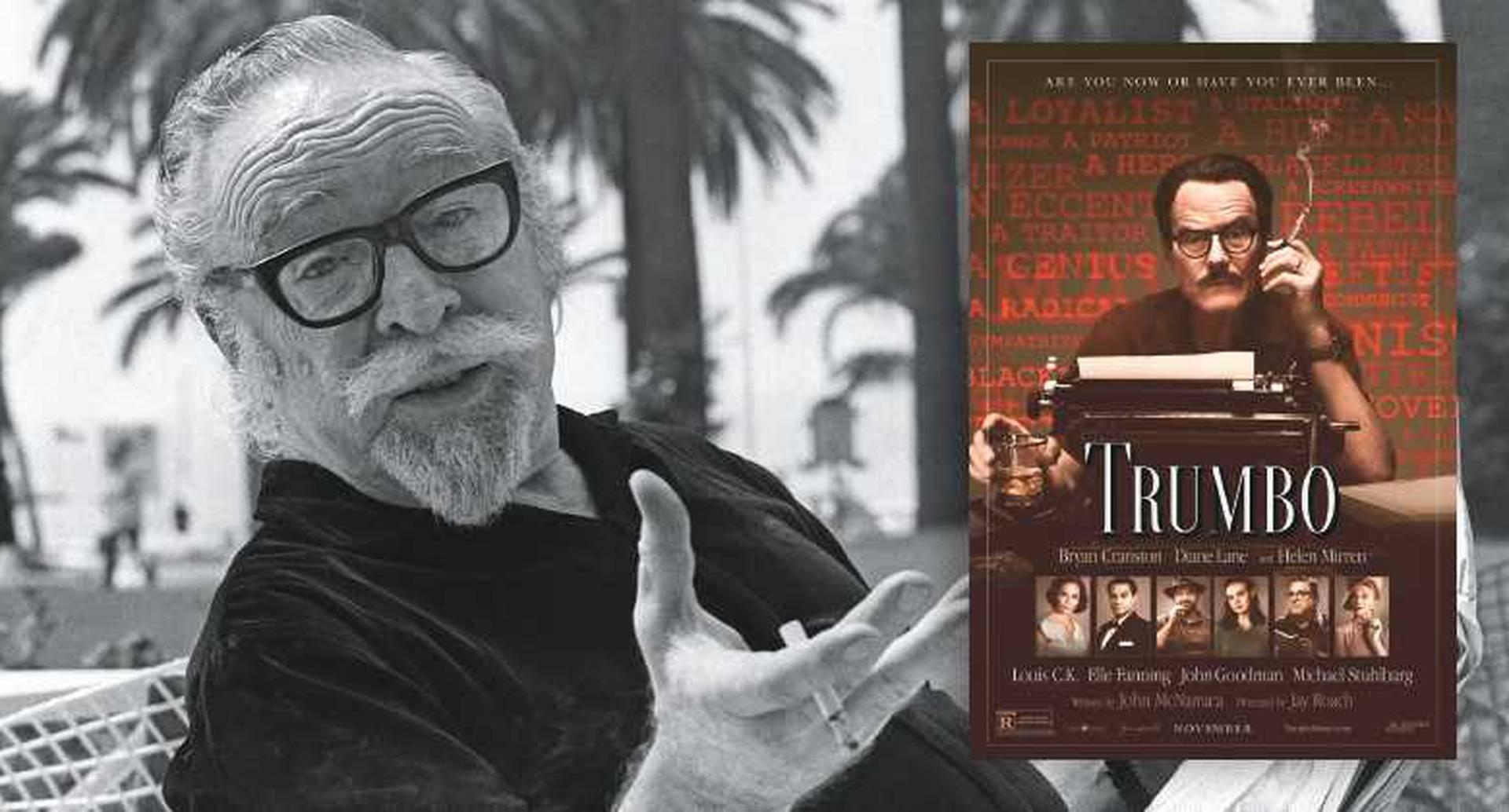 Trumbo escribió 'Roman Holiday' y le pidió a un amigo que lo asumiera como propio. Y bajo el nombre de Robert Rich compuso 'The Brave One'. Ambas cintas ganaron el premio Óscar a mejor guion.