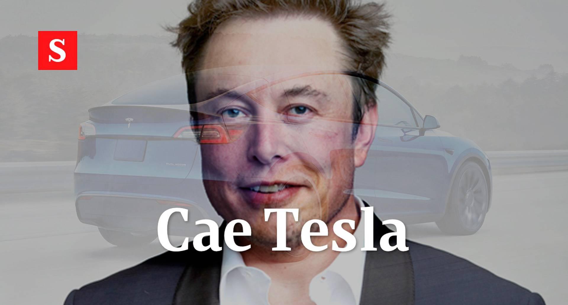 Cae Tesla