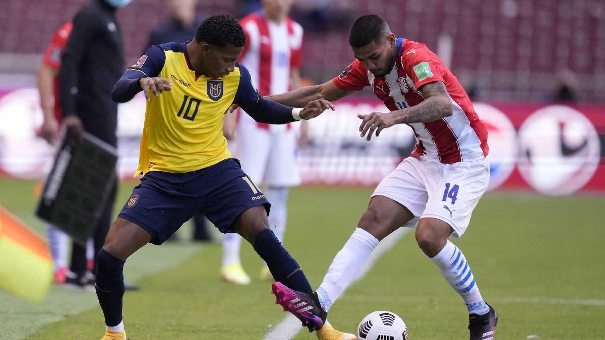 Ecuador vs. Paraguay   Resumen, goles y resultados de la jornada de  eliminatorias a Catar-2022