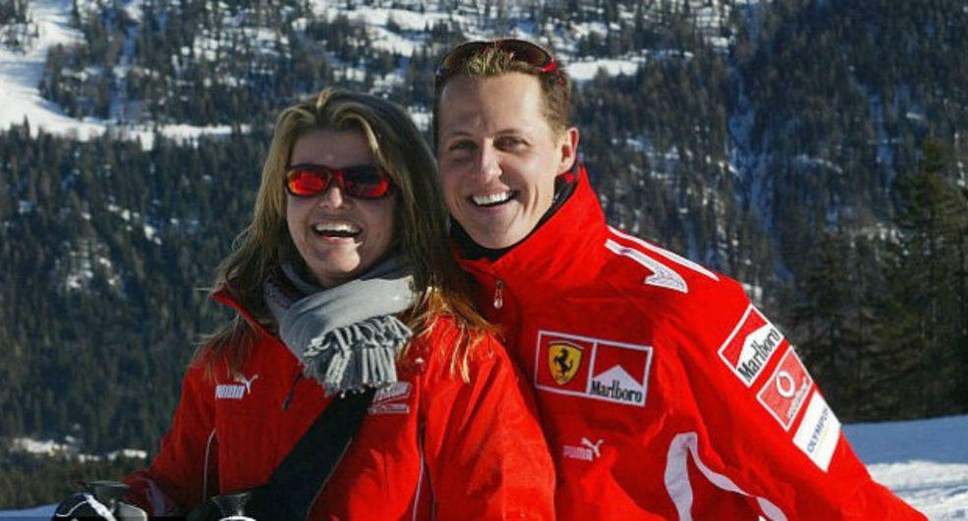 MIchael Schumacher sufrió un accidente praticando esqui hace 5 años.