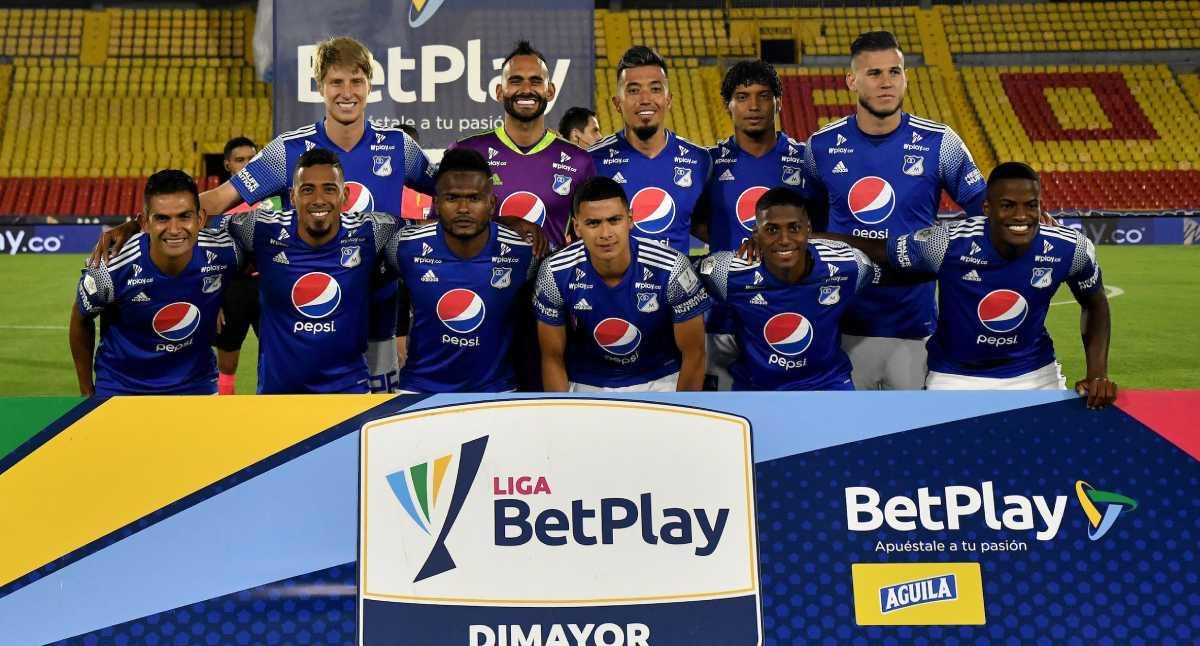 Millonarios viajó a Estados Unidos, ¿cuándo jugará en la Florida Cup contra el Everton de James Rodríguez?