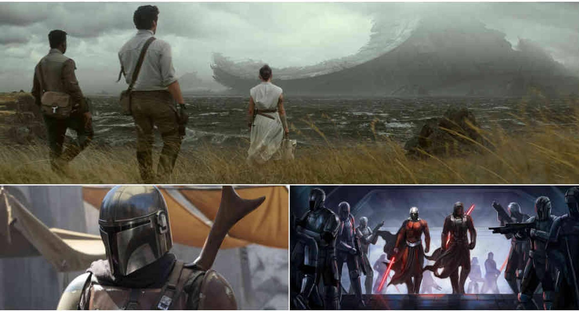 Las películas y series de Star Wars planeadas para los próximos años