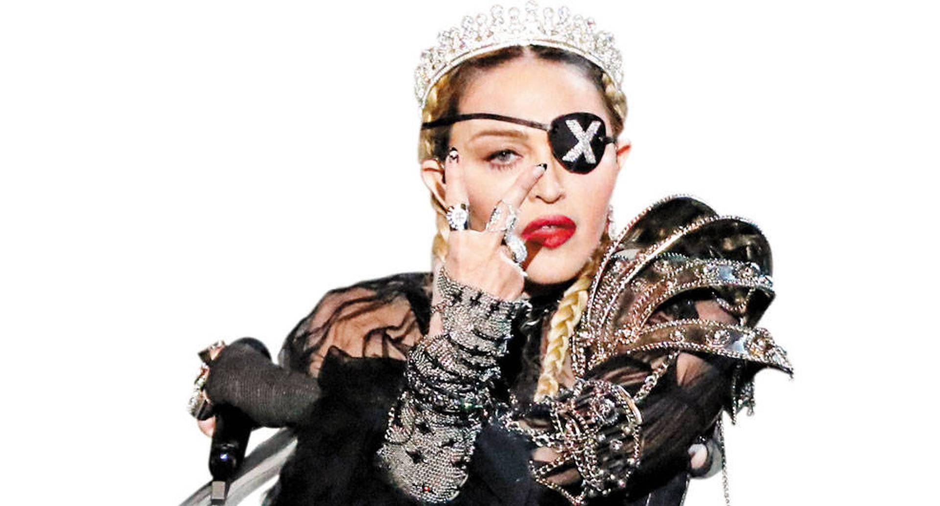 En este disco, Madonna canta en tres idiomas y colabora con artistas de todo el mundo,En este disco, Madonna canta en tres idiomas y colabora con artistas de todo el mundo, como Maluma. Ya anunció que habrá una gira, la cual comenzará en septiembre.Maluma. Ya anunció que habrá una gira, la cual comenzará en septiembre.
