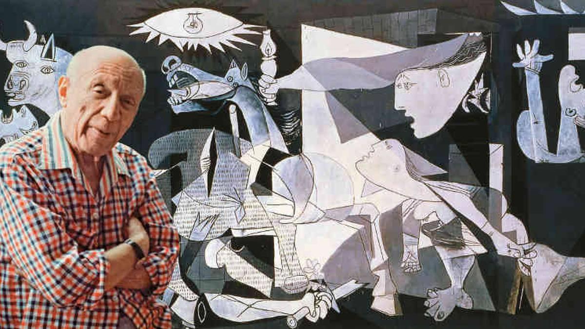 Qué Significan Las Imágenes Del Guernica