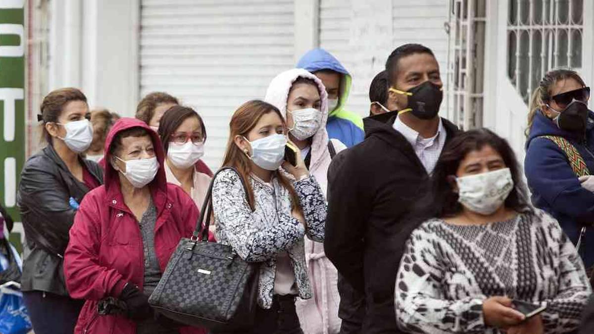 El Gobierno confirma que la variante de coronavirus de Brasil ya llegó a  Colombia