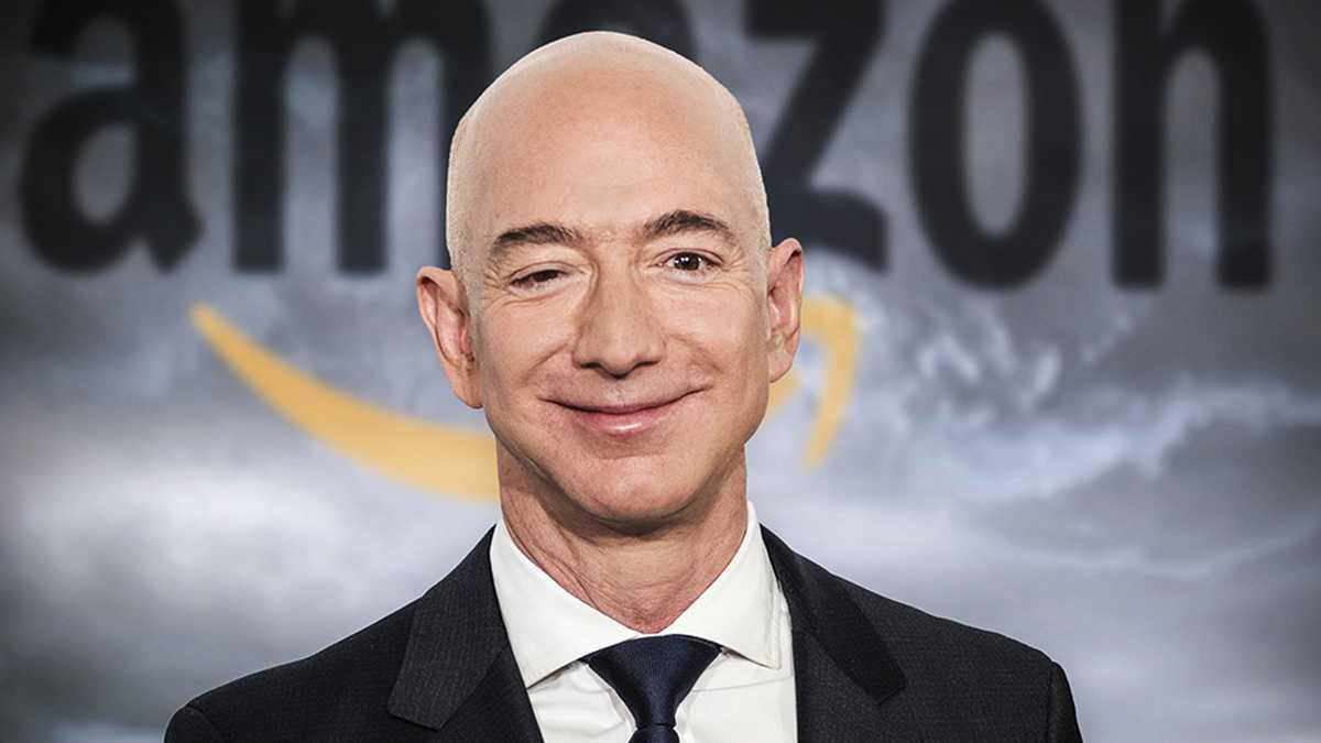 Por que el hombre más rico del mundo quiere estar fuera de la Tierra